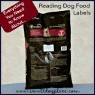 Learn how to read dog food labels