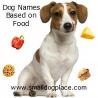 Dog Names Based on Food