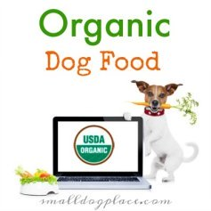 Organic Dog Foods:  Good or Bad?