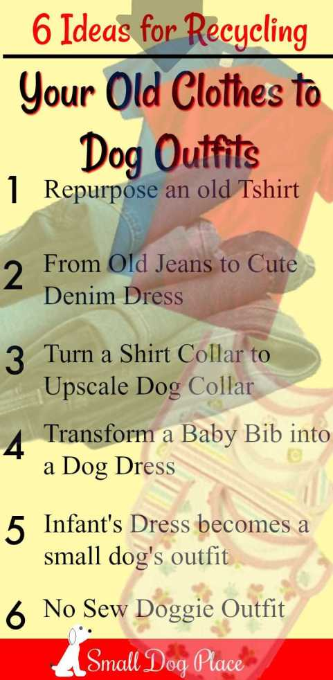 Personalized Dog Clothes:  Make Your Dog's Wardrobe Unique and Different.