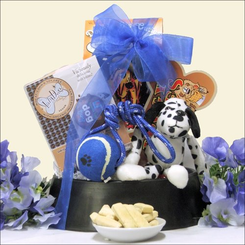 Puppy Gift Baskets Great Gift Idea To Buy Or Make