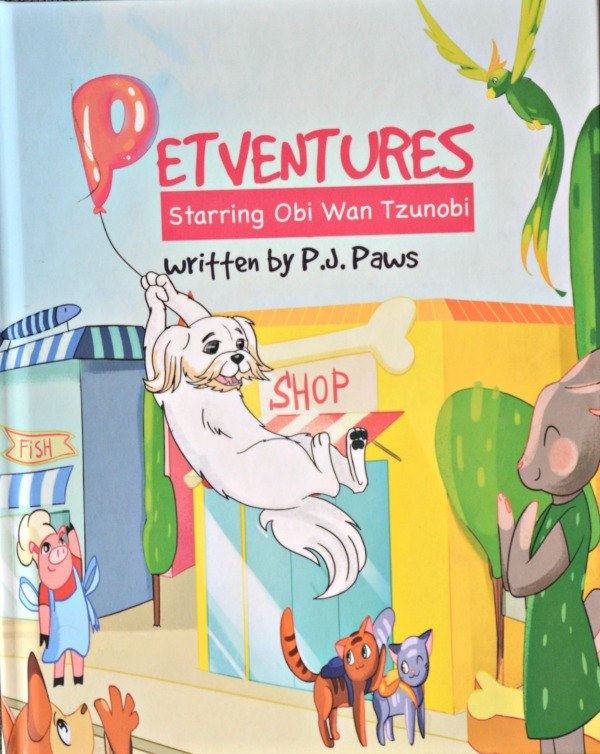 Peventures for the Youngest Small Dog Lover