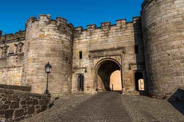 Sterling Castle Scottland