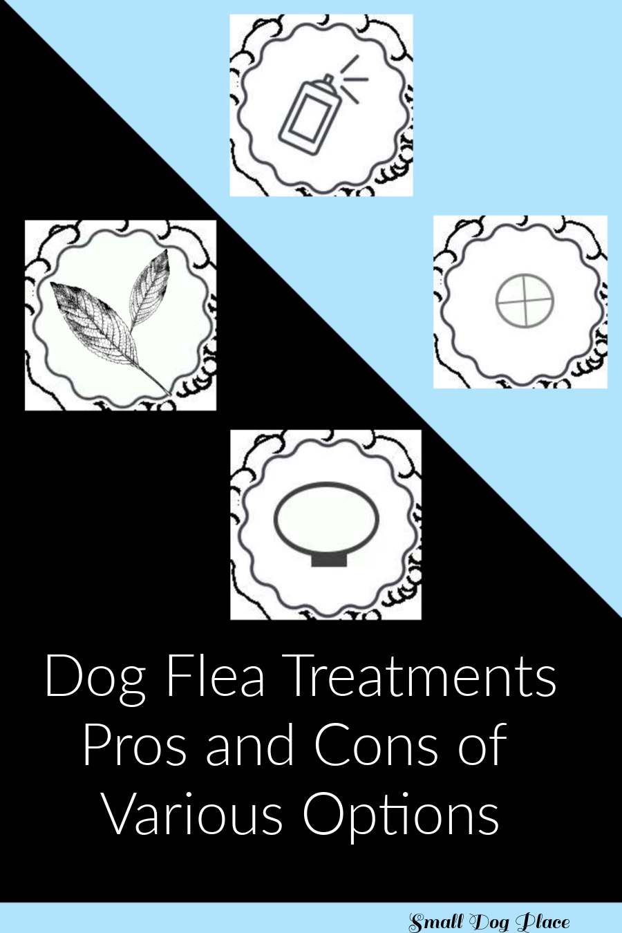Dog Flea Treatments Pin