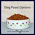 Types of Dog Foods Link to Article