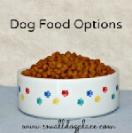 Dog Food Options