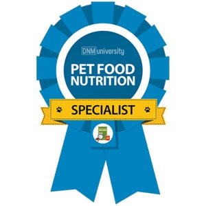 Pet Food Specialist from DNM University