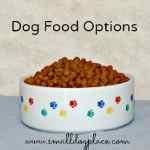 Dog Food Options
