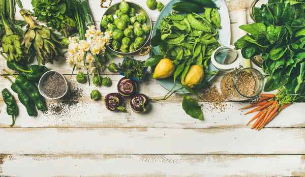 Greens are rich in nutrients and should be included in a small dogs' homemade food even though dogs are considered to be carnivores