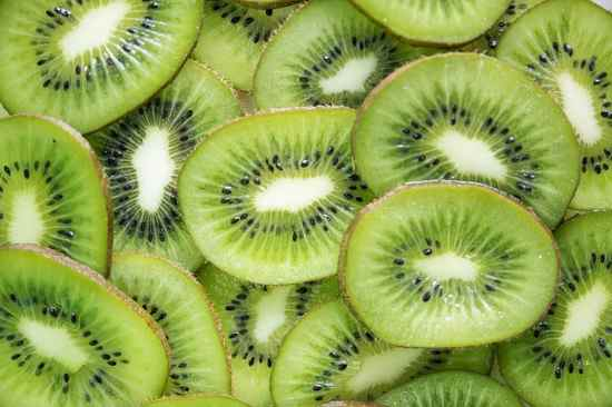 What fruits can my dog eat?  Kiwi.