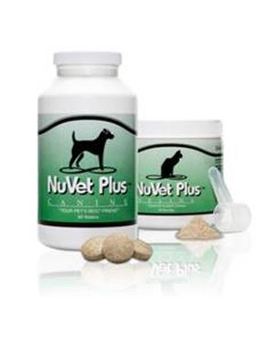 NuVet Plus Wafers and Powder