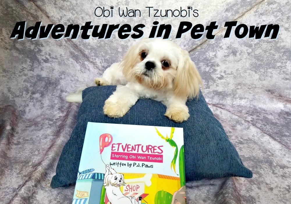 Young dog lover gift ideas:  Personalized book