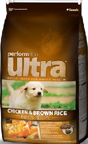 Performatrin Ultra Chicken and Brown Rice Puppy Food Review
