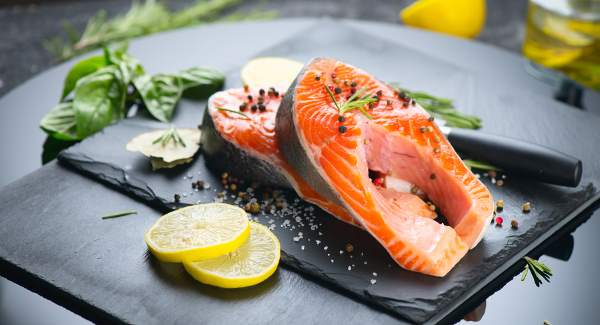 Fish is a significant source of protein, Vitamin D, and fatty acids and should be added to small dogs' homemade food.