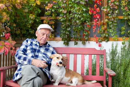 Senior Dog Owner Safety Tips