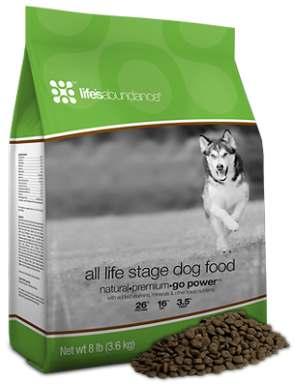 Life's abundance All Stage Dog Food