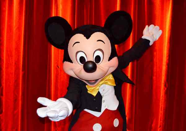 Mickey Mouse in Disney Dog Names for Boys