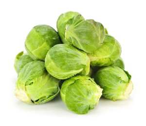 Vegetables for Dogs:  Brussel Sprouts
