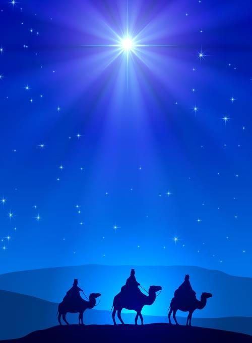 Christmas dog names inspired by the Christian Christmas Story