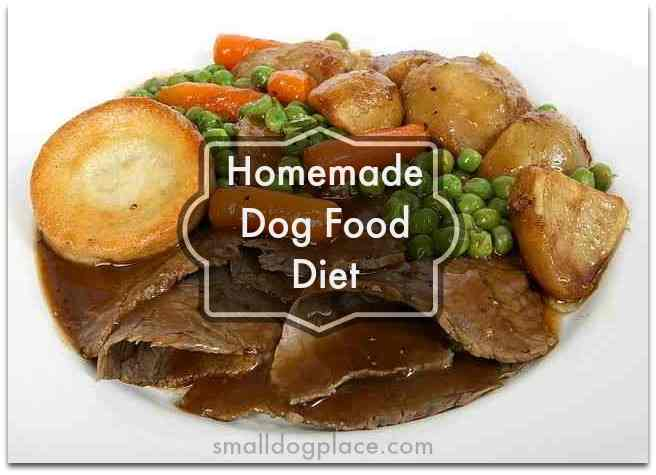 Homemade Dog Food Diet