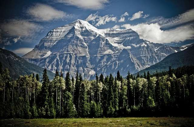Human View of this Mountain