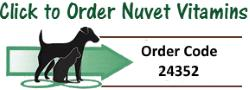 NuVet Plus Powder and Wafer Supplements:  Order Details